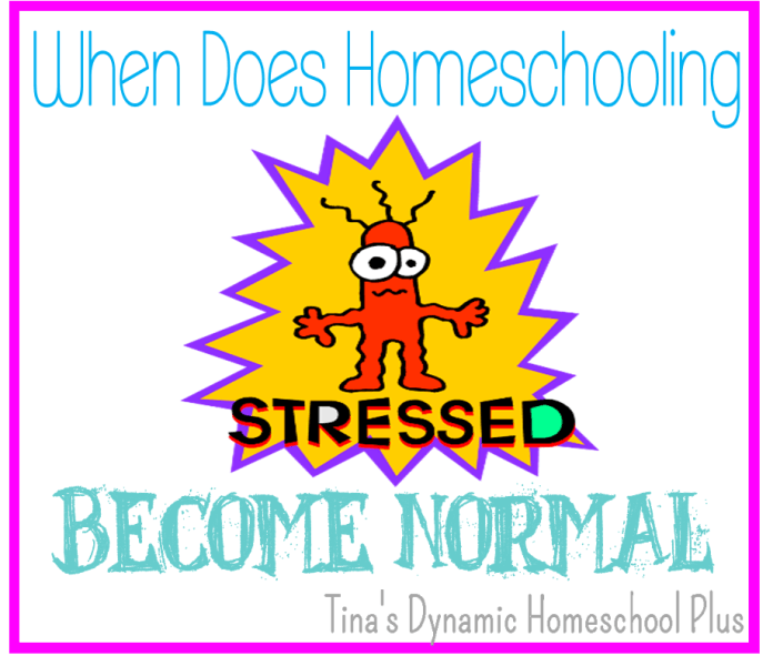 When does Homeschooling become normal