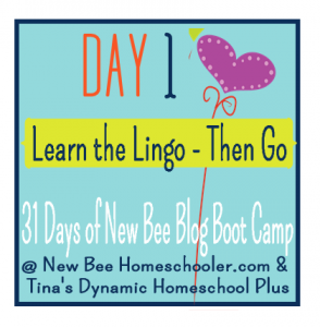 31 Days of BootCamp Day 1 Learn the Lingo Then Go
