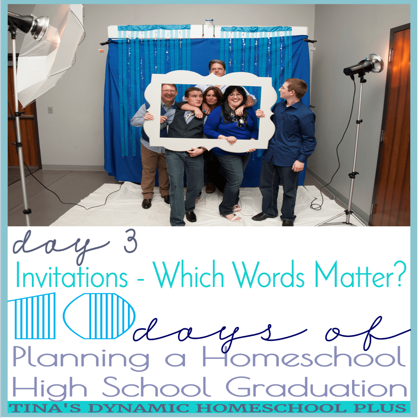 Planning homeschool high school graduationinvitations day 3 filmwisefo