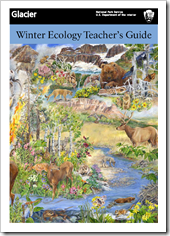 Glacier Winter Educator Guide @ Tinas Dynamic Homeschool Plus