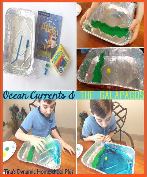 Ocean Currents and The Galapagos1