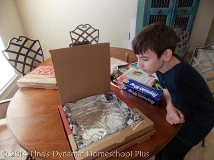 Make A Solar Oven 4