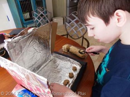 Make A Solar Oven 8