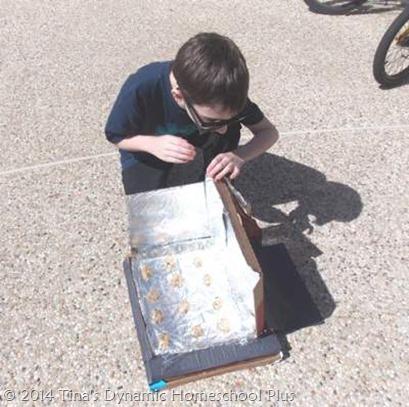 Make A Solar Oven 9