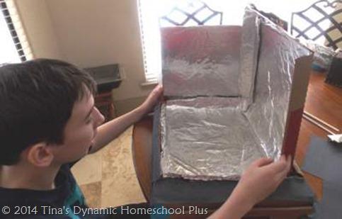 Make a Solar Oven 6