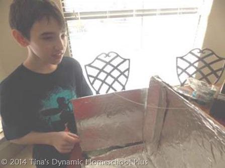 Make a Solar Oven 7