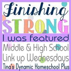 Tina's Dynamic Homeschool Plus