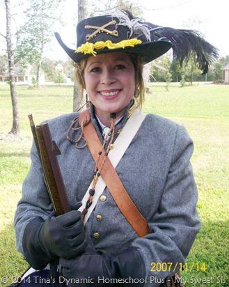 American Civil War Costume