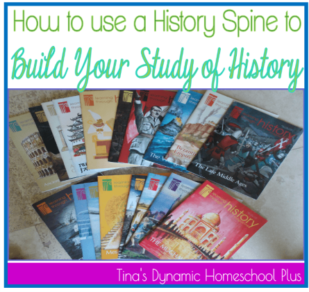 How to Use History Spine To Build Your Study Of History