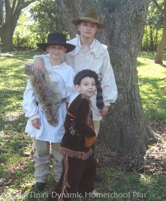 explorers and westward ho