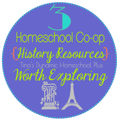 3 Homeschool Co-op History Resources