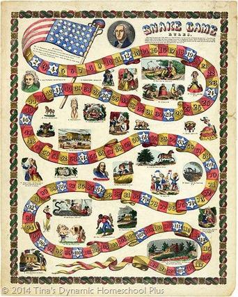 George_Washington_snake_game