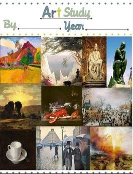 Artist Study Packet 1 (7g)