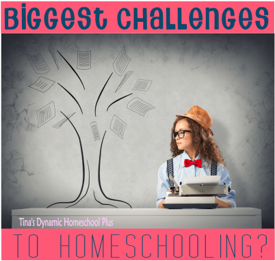 Biggest Challenge to Homeschooling