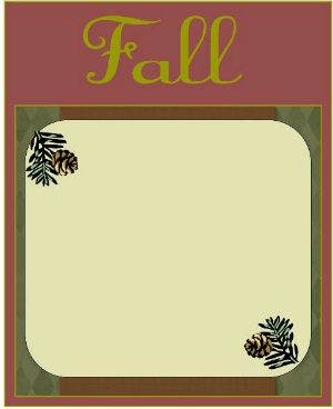 Fall Notebook Cover 2 @ Tina's Dynamic Homeschool Plus