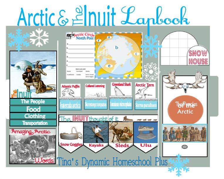 Inuit Lapbook