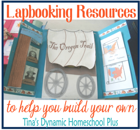Lapbook resources to build your own lapbook