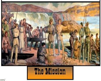 Lewis & Clark Mission