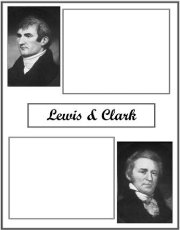 Lewis and Clark NB-BW