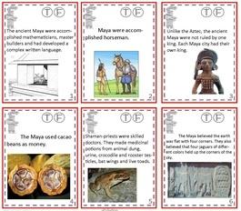 Maya T-F and Voc Cards 0918