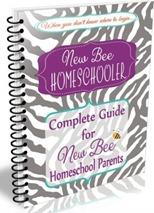 New Bee Homeschooler Program @ Tina's Dynamic Homeschool Plus