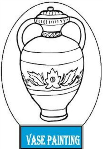 Vase Painting Minibook Ancient Greece @ Tina's Dynamic Homeschool Plus