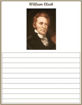 William Clark NB