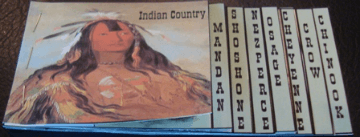 lewis and clark lapbook Indians in the Wilderness