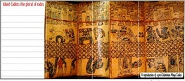 maya writing