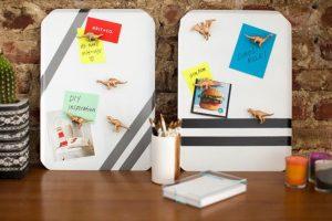 Cookie Sheet Memo Boards