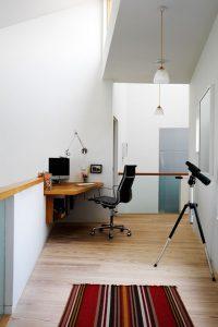 Corner Desk Space