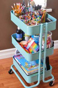 Rolling Storage Organizer