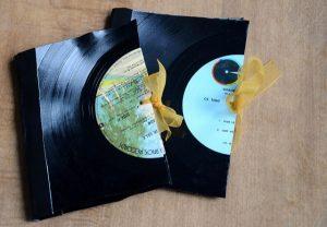 Vinyl Album Notebooks