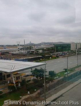 Arriving in Ecuador 1