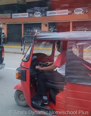 Ecuadorean Bike