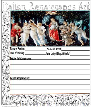 Botticelli, Primavera & his other art 2