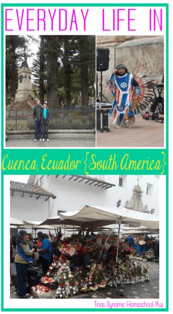 Everyday life in Cuenca, Ecuador