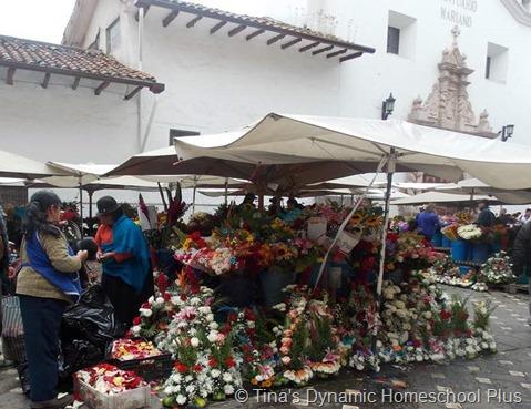 Flower Mall