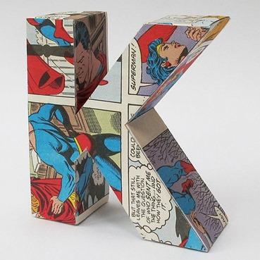 vintage-comic-letters