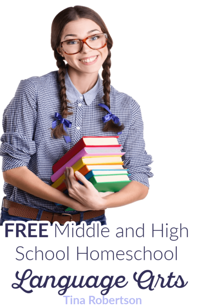 Free Middle and High School Homeschool Language Arts