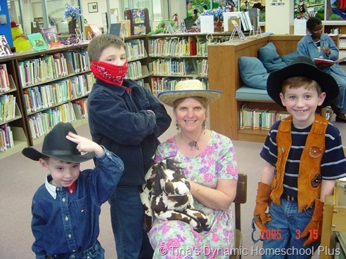 Homeschooling When Learning at the Library