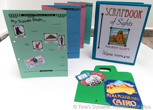 Ancient Egypt Unit Study 3 @ Tina's Dynamic Homeschool Plus