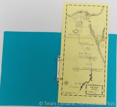 Ancient Egypt Unit Study 8 @ Tina's Dynamic Homeschool Plus