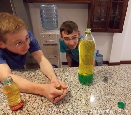 DIY Lava Lamp 6