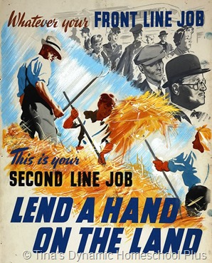 INF3-104_Food_Production_Lend_a_hand_on_the_land_Whatever_your_front_line_job_Artist_Showell