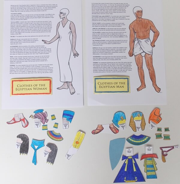 Ancient Egypt Figures 2