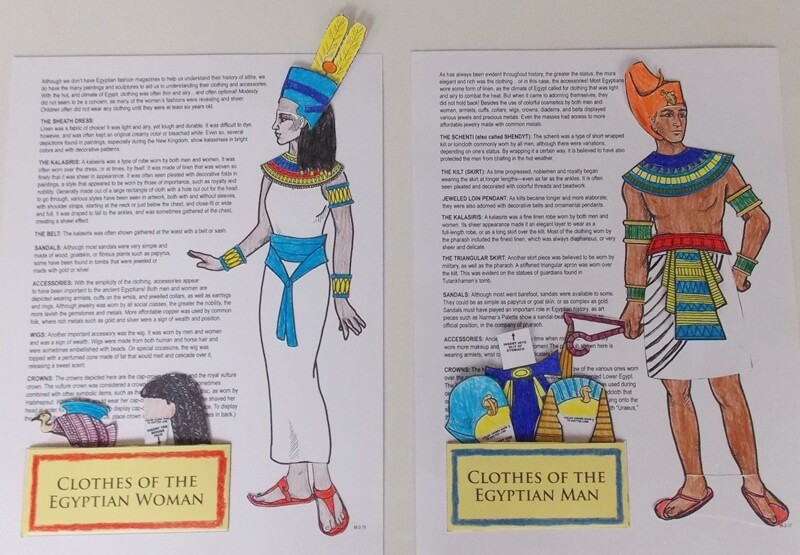 Ancient Egypt Figures 4