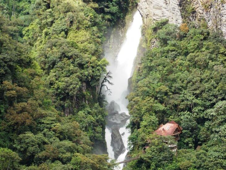 5 Massive second waterfall