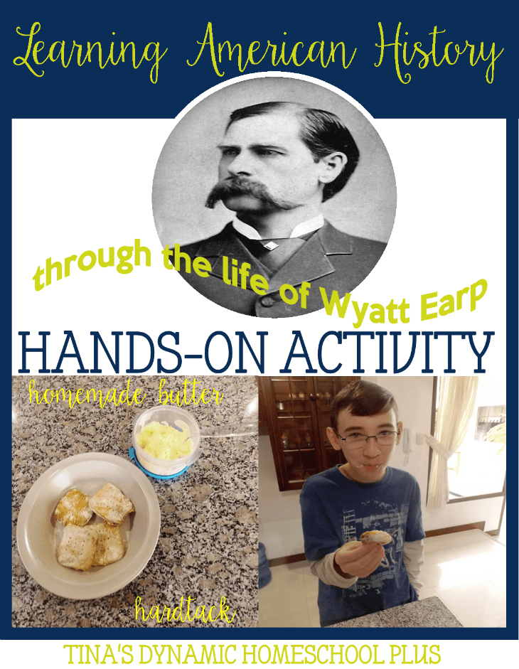 Learning American History through the Life of Wyatt Earp @ Tina's Dynamic Homeschool Plus