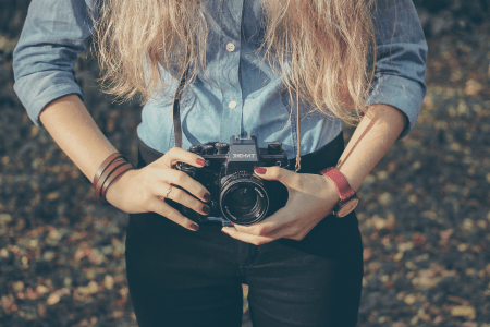 Middle School Kids Can Learn Photography @ Tina's Dynamic Homeschool Plus